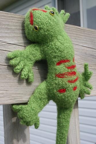 Nigel's gecko