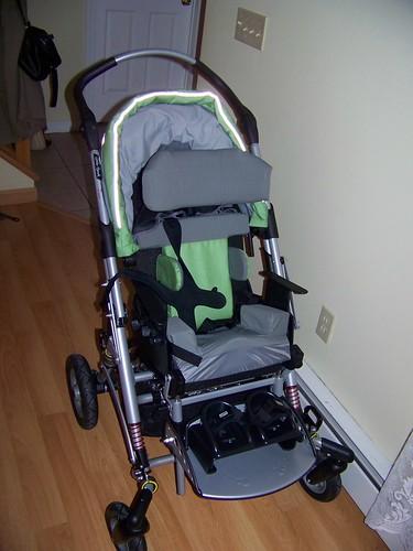 Siraya's Stroller.
