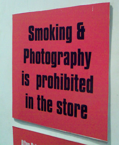No Prohibitions