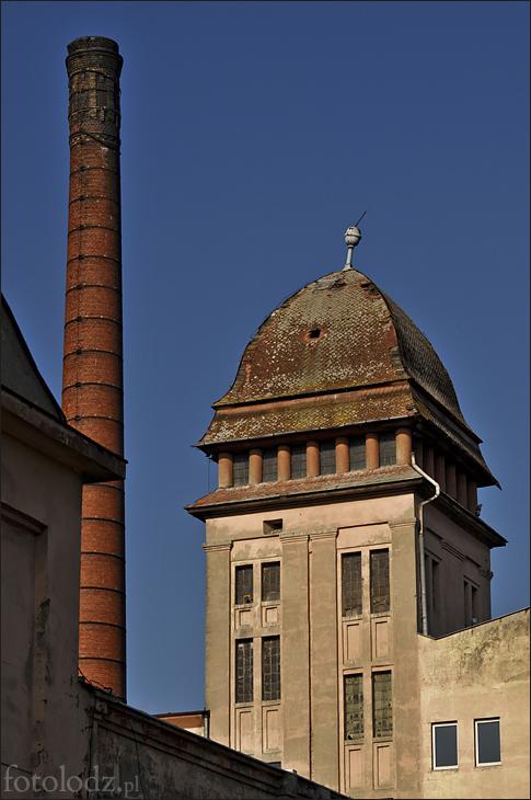 Dawne Zakłady Przemysłu Dziewiarskiego Femina w Łodzi