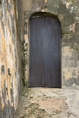 El Moro door