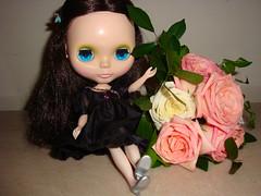 Adorei o bouquet que minha mãe pegou no casamento... Será que ela vai mesmo casar em 2009. Rsss