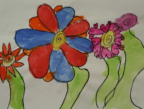 Mackenzie's flowers