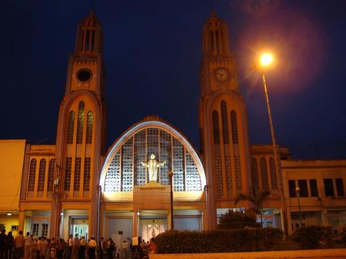 Pasaje cathedral. Southern Ecuador.