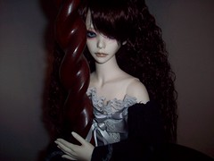 Lonely and Waiting (DisorderedCutUp) Tags: beautiful alexandria waiting sad lonely bjd zaoll victiorin