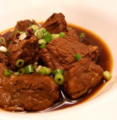 Redcooked Beef from Sichuan