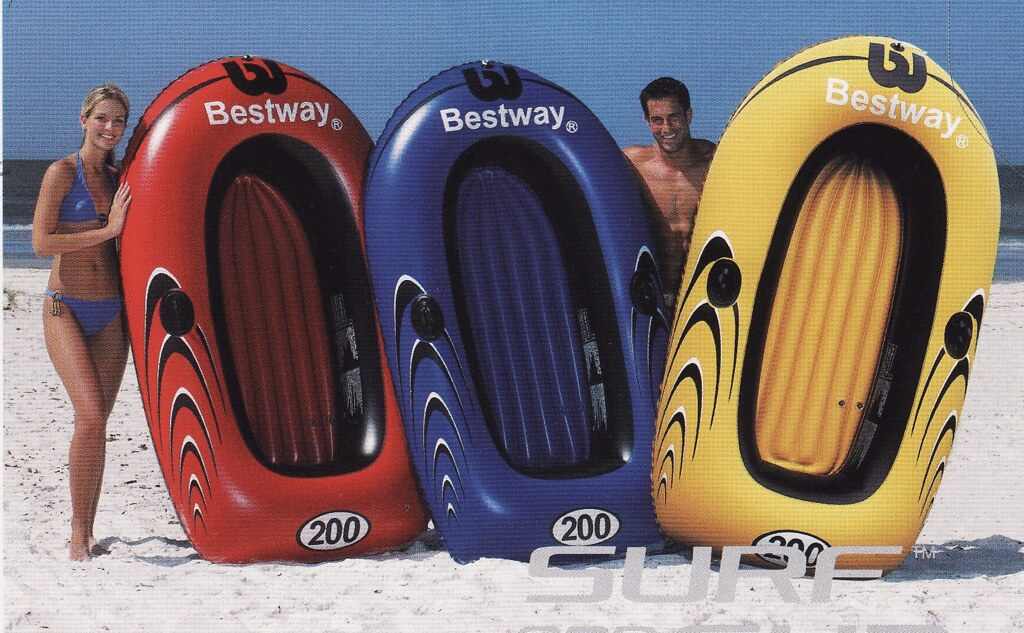 Bestway Boat