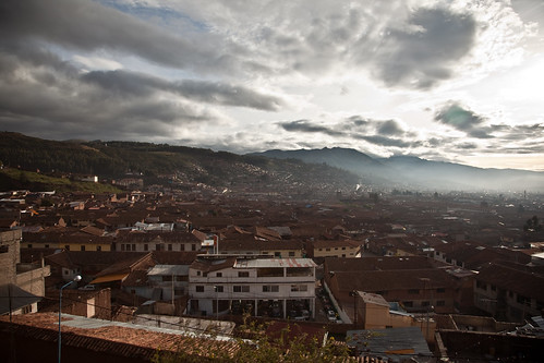 Cusco City at Morning