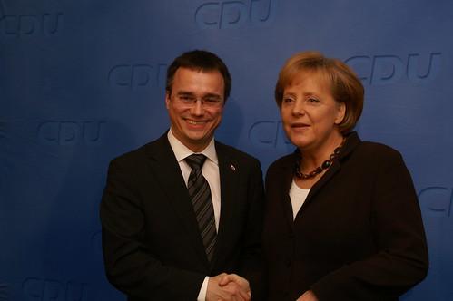 Jahresempfang 2009 der CDU Erfurt