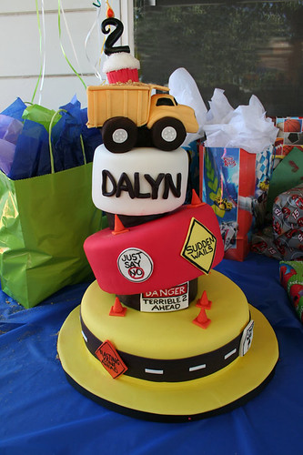Dalyn's Construction theme