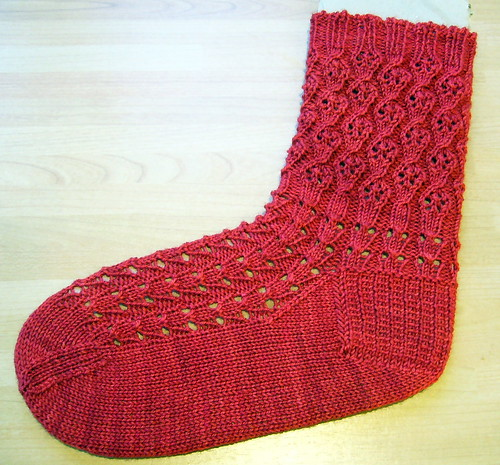 Oolong Sock