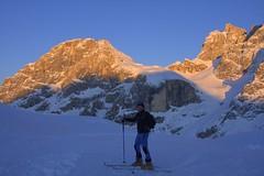 Vista Mulaz (Max Opp) Tags: winter mountain snow pale alpinismo montagna trentino rolle sanmartino fiemme predazzo escursioni cimon venegia piazzi juribello