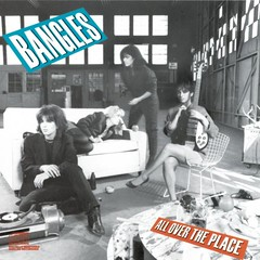 Bangles - All Over The Place (1984)