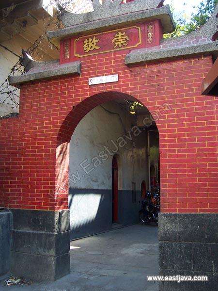 Hong Tiek Hian Temple - Surabaya