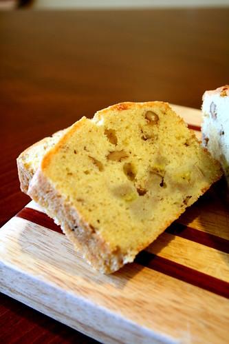 clafuti, banana pound cake 016