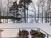 Snowy view from the meeting venue (Chiva Congelado) Tags: finland kirkkonummi båtvik
