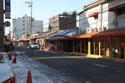 韓国 龍山 置屋
