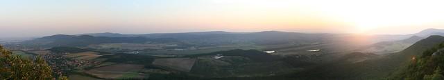 Nagy-Kevely panorama