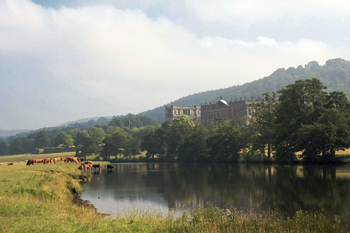Chatsworth House - flckr - Benjamin.Griffiths