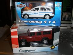 Cars for O & N..