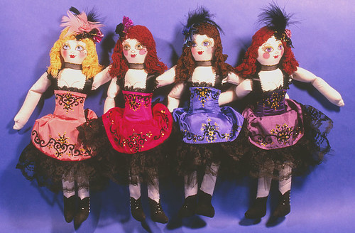 Dance Hall Dolls