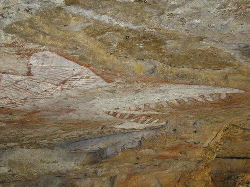 Rainbow Serpent - Mount Borradaile