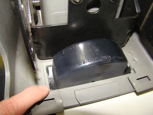 1987-93 Mustang Console Delete Panel Installation