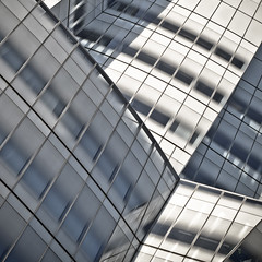 Gehry Twist (ken mccown) Tags: newyorkcity glass architecture facade chelsea meatpackingdistrict frankgehry iactower