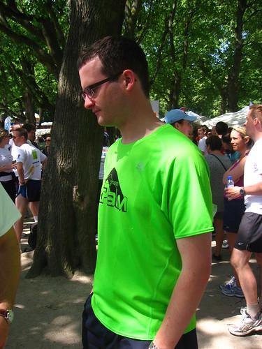 20 km de Bruxelles: le beau t-shirt de Fix