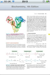 Biochemistry on the iPhone