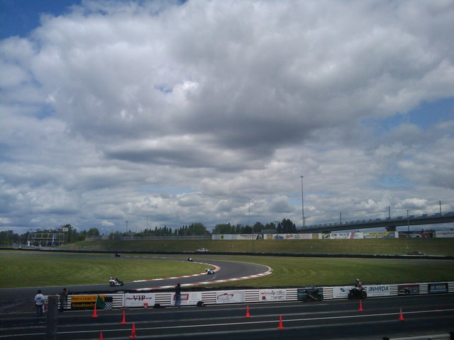 Portland International Raceway MotoCorsa track day