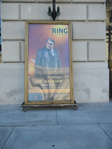 San Francisco Opera Ring Cycle  2011 Die Walküre _ 3514