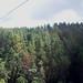 La reserva Arvì desde la cabina