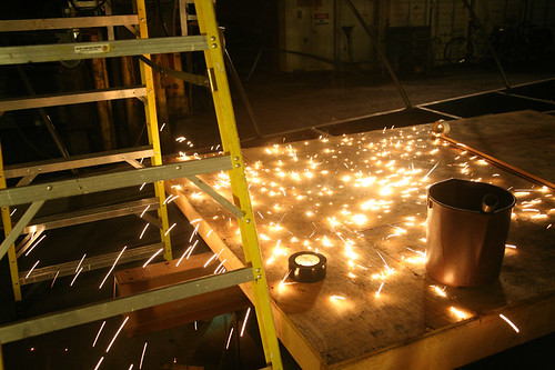 welding shipyard