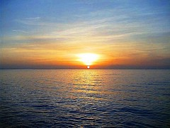 sunset (Manila bay)