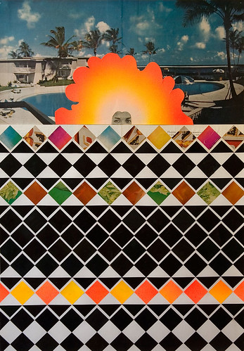 (4)Tiled