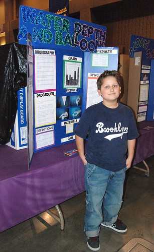 Regional Science Fair 2008