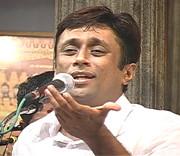 sanjay Subrahmanyan!