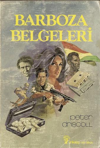 Barboza belgeleri // Peter Driscoll