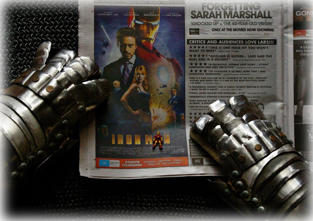 IRON MAN: THE MOVIE !!! -