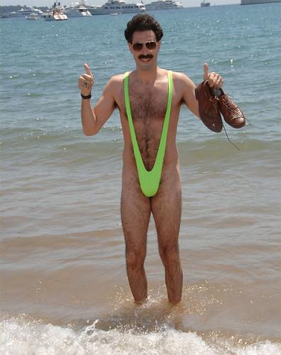 Borat Petit Bikini
