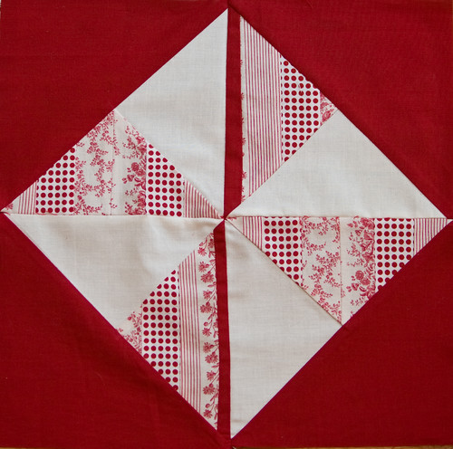 Virtual Quilting Bee April