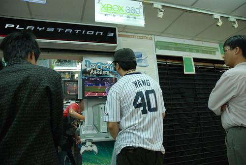 王建民打棒球遊戲
