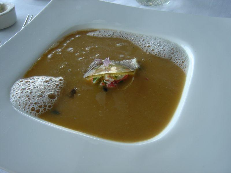 Shellfish 'chowder'