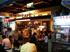 市場咖啡.長廊義大利麵
