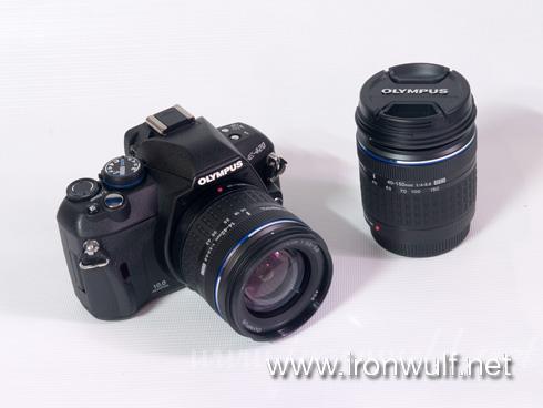Olympus e-420 2 Lens Kit
