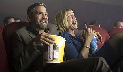 George Clooney und Frances McDormand lieben Kino