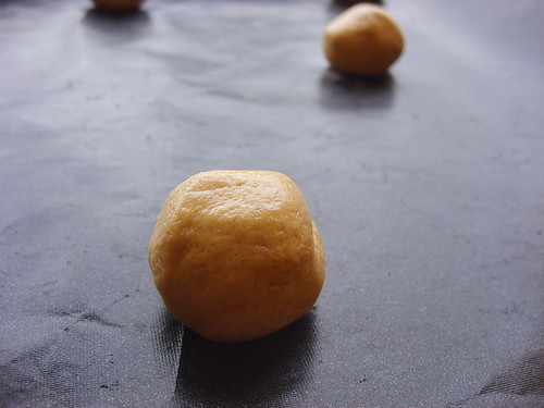 Boulette de Cookie Dough