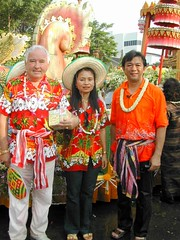 The Mayor Of Udon Thani (ronvalboy) Tags: people udon thani issan