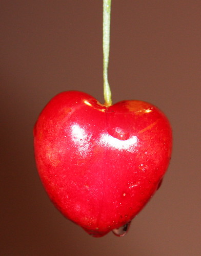 Heart Shaped Cherry